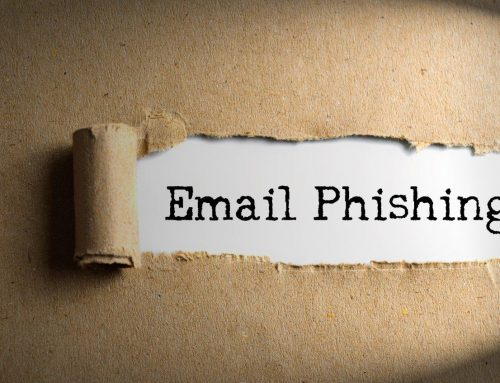 Reminder About  Phishing Scams